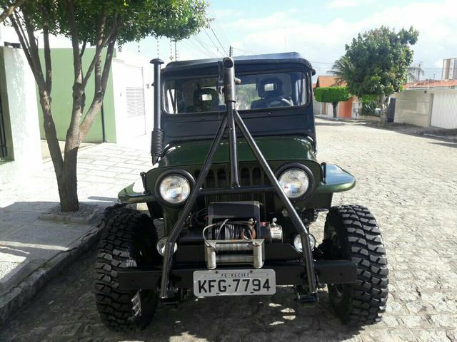 Jeep willys 51
