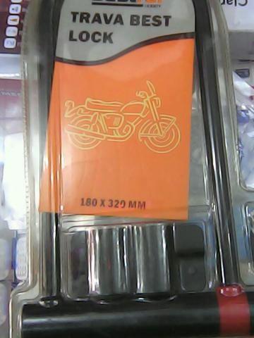 Trava para motos