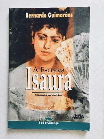Livro - A escrava Isaura