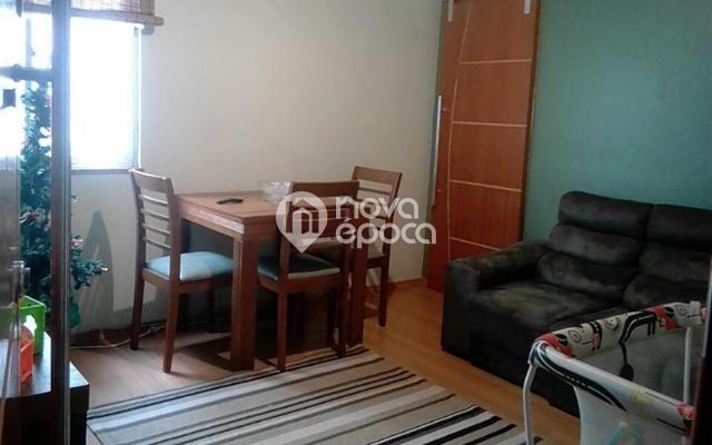 Apartamento à venda com 2 dormitórios em Maracanã, Rio de janeiro cod:SP2AP22808 - Foto 2