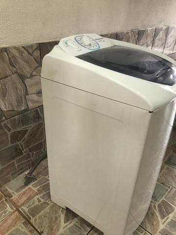 Máquina lavar eletrolux