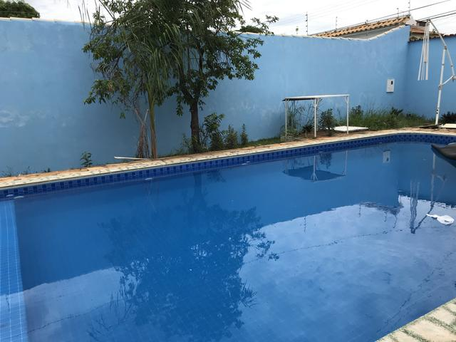 Oportunidade: Casa de 4 qts, suíte, piscina no Setor de Mansões de Sobradinho - Foto 2