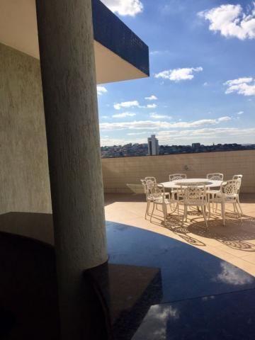 Cobertura à venda com 4 dormitórios em Barreiro, Belo horizonte cod:2728 - Foto 12