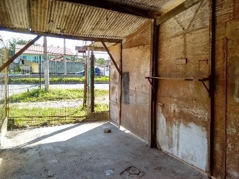 Galpão para venda no porto novo de frente para a rodovia que ligacaraguá/são sebastião sen - Foto 11