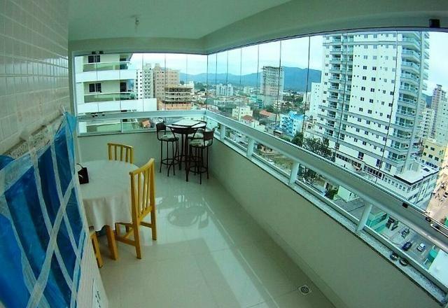 Apartamento 3 suites com ar - Meia Praia - Foto 2