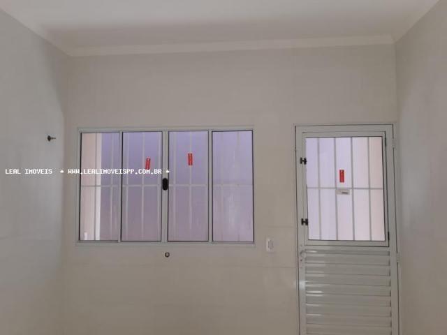 Casa para venda em presidente prudente, parque dos pinheiros, 2 dormitórios, 1 banheiro, 2 - Foto 11