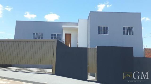 Apartamento para locação em presidente prudente, residencial bongiovani, 2 dormitórios, 1