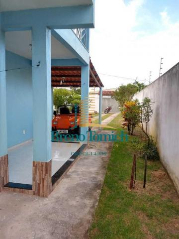 Casa com 2 dormitórios à venda por r$ 280.000 - coroa vermelha - porto seguro/bahia - Foto 11