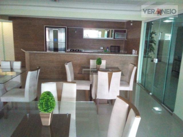 Apartamento com 2 dormitórios à venda, 73 m² por R$ 275.000 - Vila Guilhermina - Praia Gra