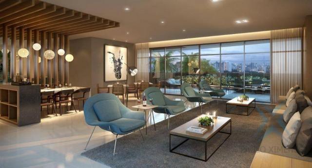 Apartamento com 4 dormitórios à venda, 219 m² por r$ 1.844.900 - aldeota - fortaleza/ce - Foto 2