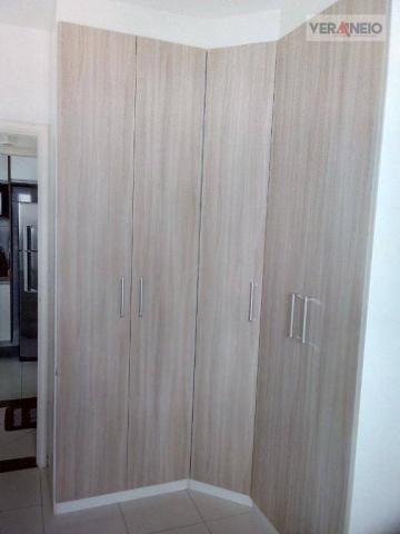 Apartamento com 2 dormitórios à venda, 73 m² por R$ 275.000 - Vila Guilhermina - Praia Gra - Foto 12