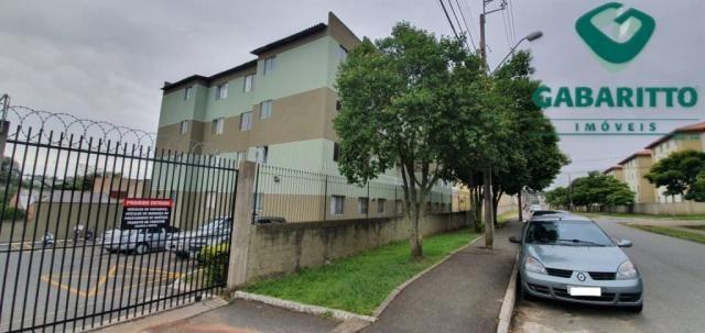 Apartamento à venda com 2 dormitórios em Sitio cercado, Curitiba cod:91227.001