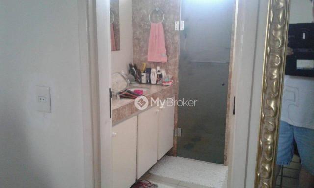 Amplo apartamento na aldeota 4 suítes, varandão - Foto 7