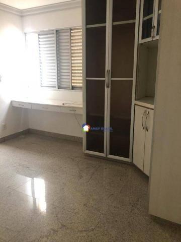 Apartamento com 3 dormitórios à venda, 126 m² por r$ 370.000 - setor bueno - goiânia/go - Foto 16
