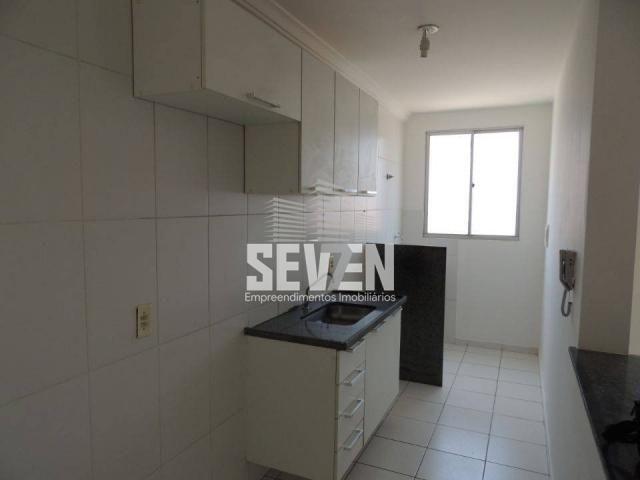 Apartamento para alugar com 3 dormitórios em Jardim carvalho, Bauru cod:00046