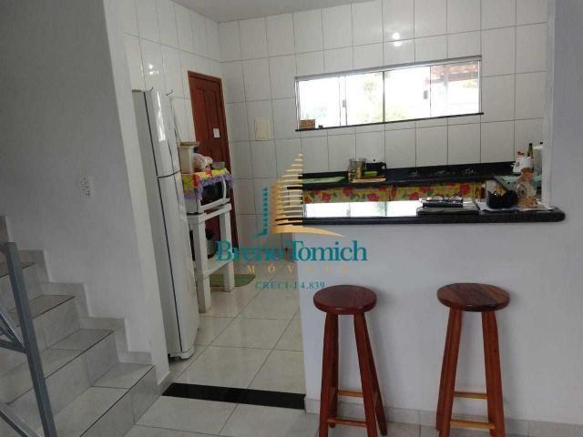 Casa com 2 dormitórios à venda por r$ 280.000 - coroa vermelha - porto seguro/bahia - Foto 6