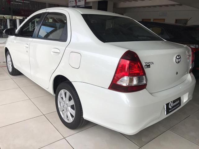 Etios Sedan Flex Impecável - Foto 9