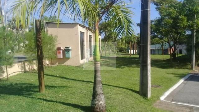 Casa Plana com Deck + Churraqueira + Chuveirão + Móveis projetados - 2 vagas - Pedras - Foto 18