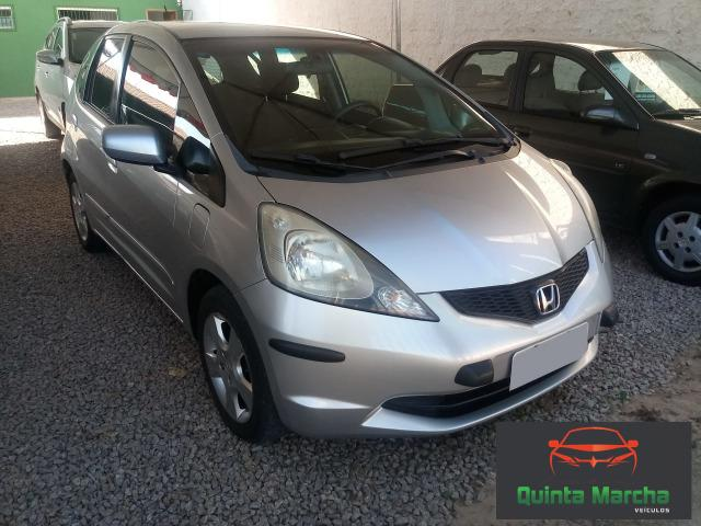 Honda Fit DX Automático 2011
