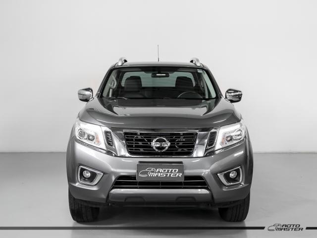 Nissan Frontier LE CD 4x4 2.3 Bi-TB Diesel Aut. - Cinza - 2018 - Foto 3