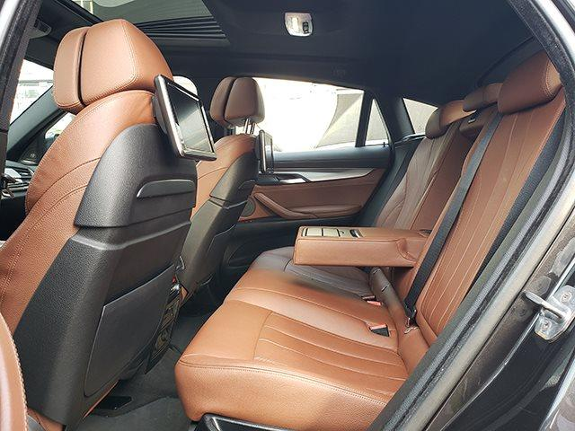 BMW X6 2015/2016 3.0 35I 4X4 COUPÉ 6 CILINDROS 24V GASOLINA 4P AUTOMÁTICO - Foto 19
