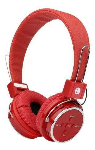 Fone Ouvido Headphone B-05 Bluetooth Usb Sd P2 Mp3 Sem Fio - Foto 4