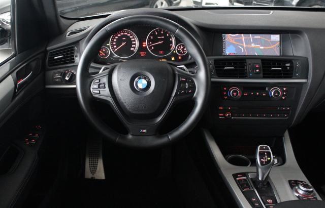 BMW X3 2012/2012 3.0 35I M SPORT 4X4 24V GASOLINA 4P AUTOMÁTICO - Foto 9