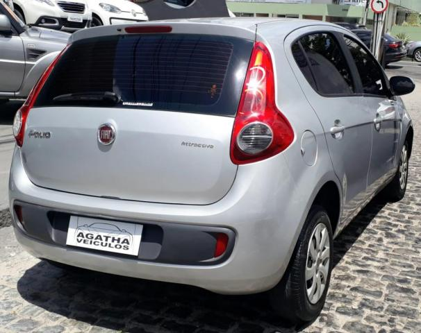 Fiat Palio Atractive 1.0 Flex - Completo - Abaixo da Tabela  - Foto 5