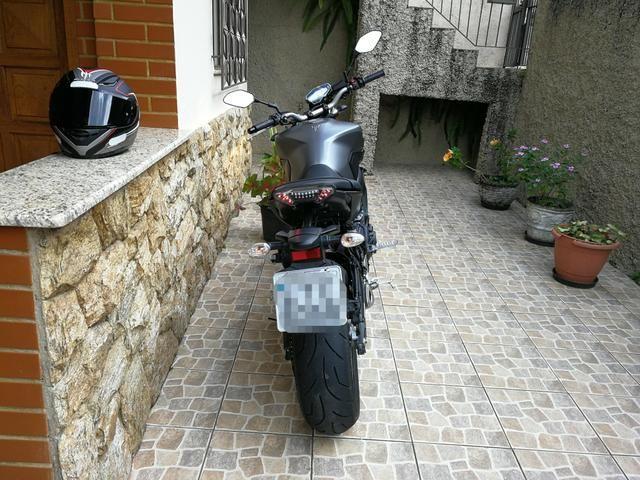 Yamaha MT-09 2017 - Muito Nova - Foto 3
