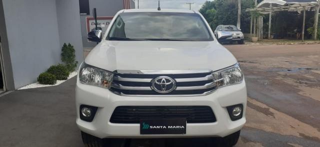 Toyota Hilux Cabine Dupla SRV 4X4 4P - Foto 2