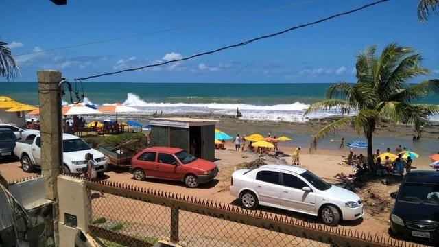 Vendo uma formosa casa, defronte ao mar, em JAUÁ (pé na areia) Valor R$450.000,00 - Foto 11