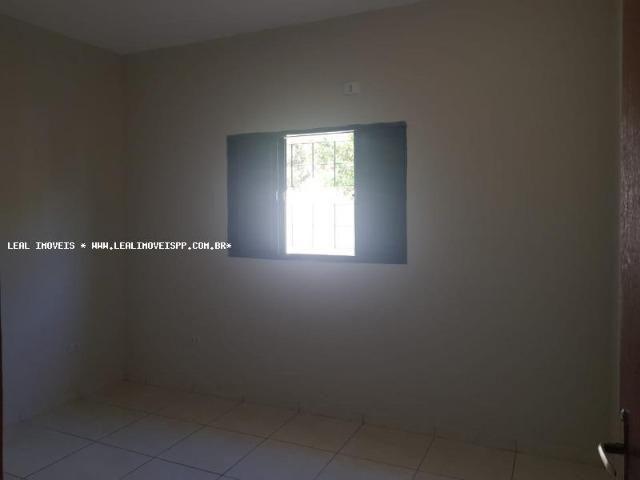 Casa Para Aluga Bairro: Residencial Universitario Imobiliaria Leal Imoveis 18 3903-1020 - Foto 8