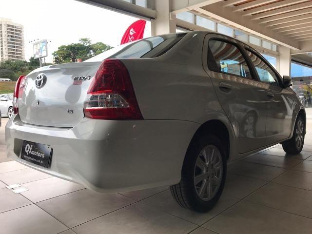 Etios Sedan Flex Impecável - Foto 7