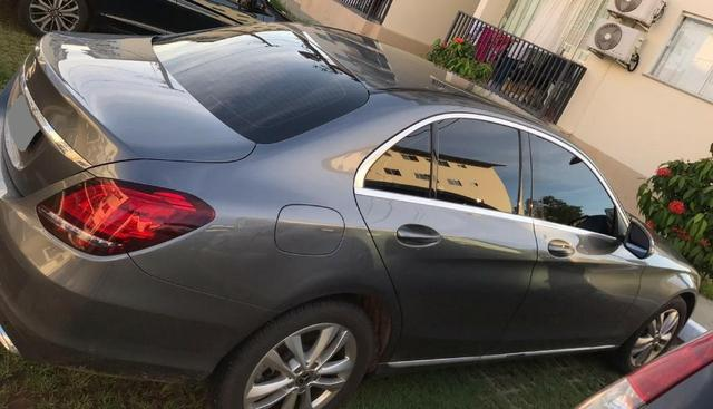Oferta Única! 7 Mil Km Rodados. Linda Mercedes-Benz C-180, 2018/2019 - Foto 4