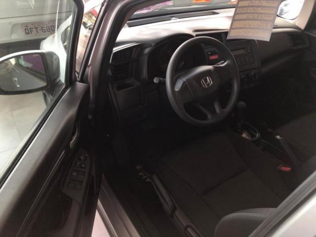 HONDA FIT 1.5 LX 16V FLEX 4P AUTOMATICO. - Foto 3