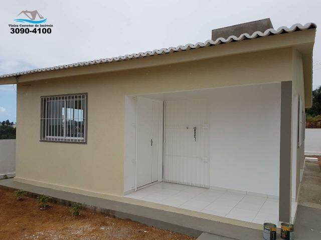 Ref. 337. Casa solta em Abreu e Lima com 03 quartos