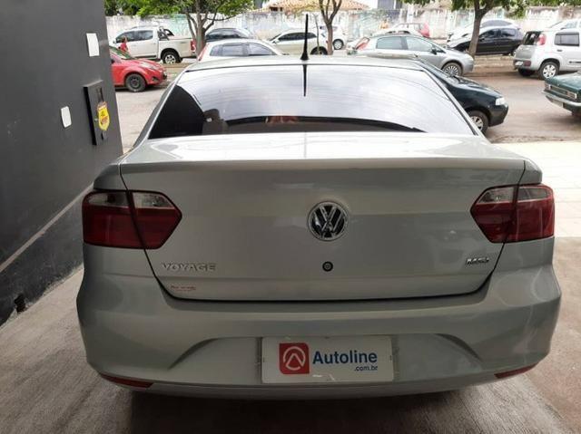 VW Voyage Trendline 1.6 MSI - Foto 6