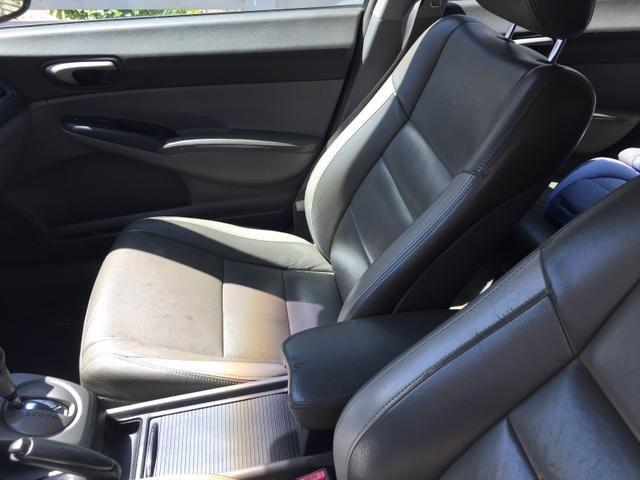 Honda Civic, automático, completo, 2009 - Foto 4