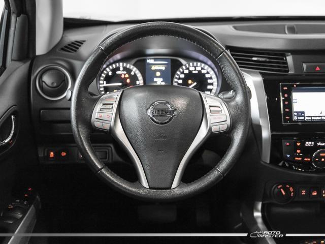 Nissan Frontier LE CD 4x4 2.3 Bi-TB Diesel Aut. - Cinza - 2018 - Foto 7