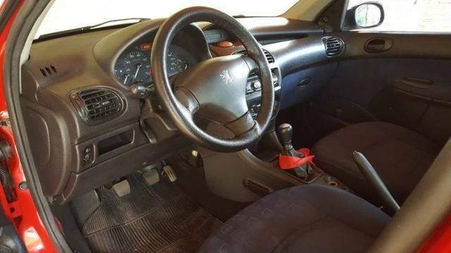 Peugeot 206 1.0 16V - Foto 6