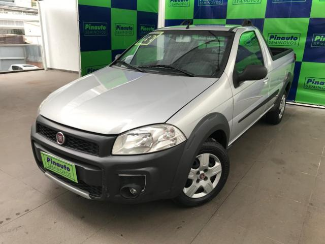 FIAT STRADA 1.4 MPI WORKING PLUS CS 8V FLEX 2P MANUAL