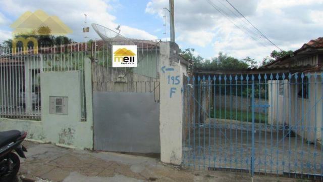 Edícula com 1 dormitório para alugar, 36 m² por R$ 550,00/mês - Vila Malaman - Presidente  - Foto 4