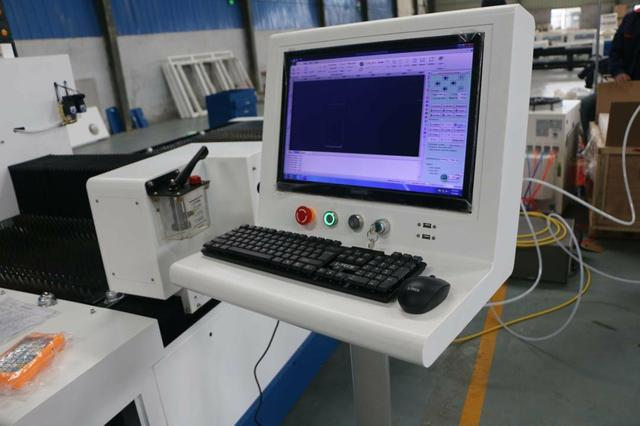 Máquina de corte a laser fibra - Foto 5