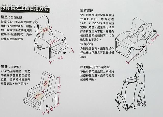 Baratíssima! Poltrona massageadora em couro legítimo - Foto 5