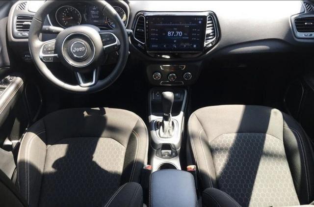 Jeep Compass Sport 35.000 km apenas R$ 85.800,00 - Foto 6
