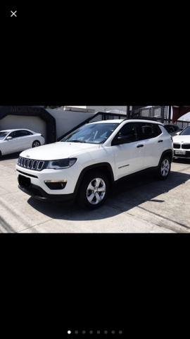 Jeep Compass Sport 35.000 km apenas R$ 85.800,00 - Foto 8