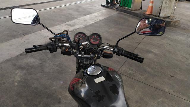 Cg Titan fan 125 preta 2012 já toda nova - Foto 2