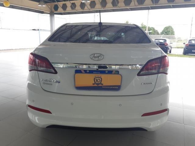 Hyundai HB20S 1.6 PREMIUM 16V 4P - Foto 5