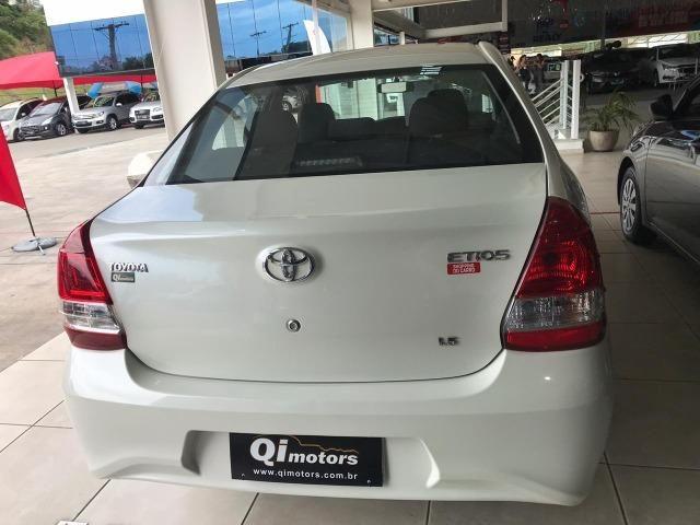 Etios Sedan Flex Impecável - Foto 11
