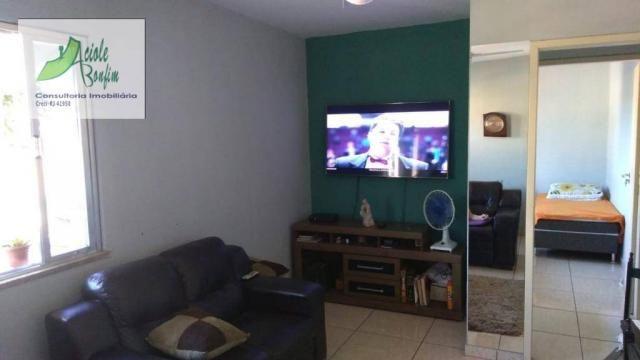 Apartamento com 2 dormitórios à venda, 75 m² por R$ 210.000 - Jardim Meriti - São João de  - Foto 17